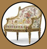 LOUIS XVI ANTIQUE FURNITURE STYLE