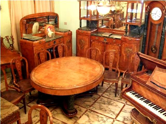 18th Century And 19th Vintage Antiques