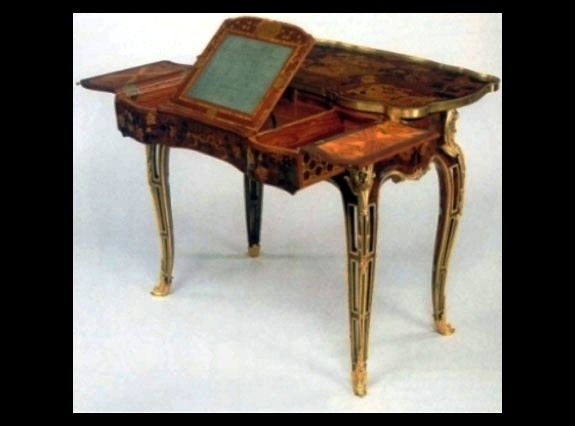 Louis xv furniture style azhary antiques - Mobilier style louis xv ...